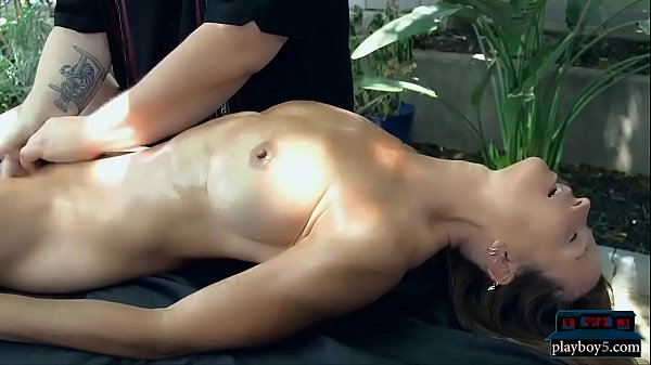 Reality Yoni Massage Playboy